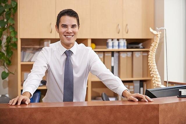 A Doctor of Chiropractic