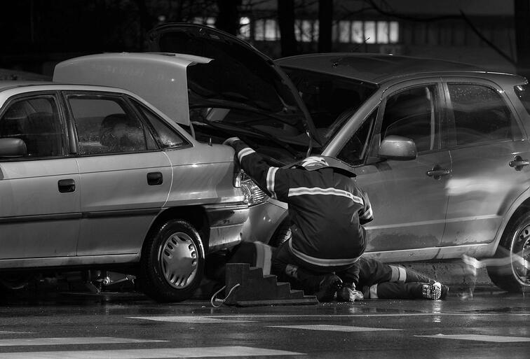 Punta Gorda, Florida Rear-end Auto Accident