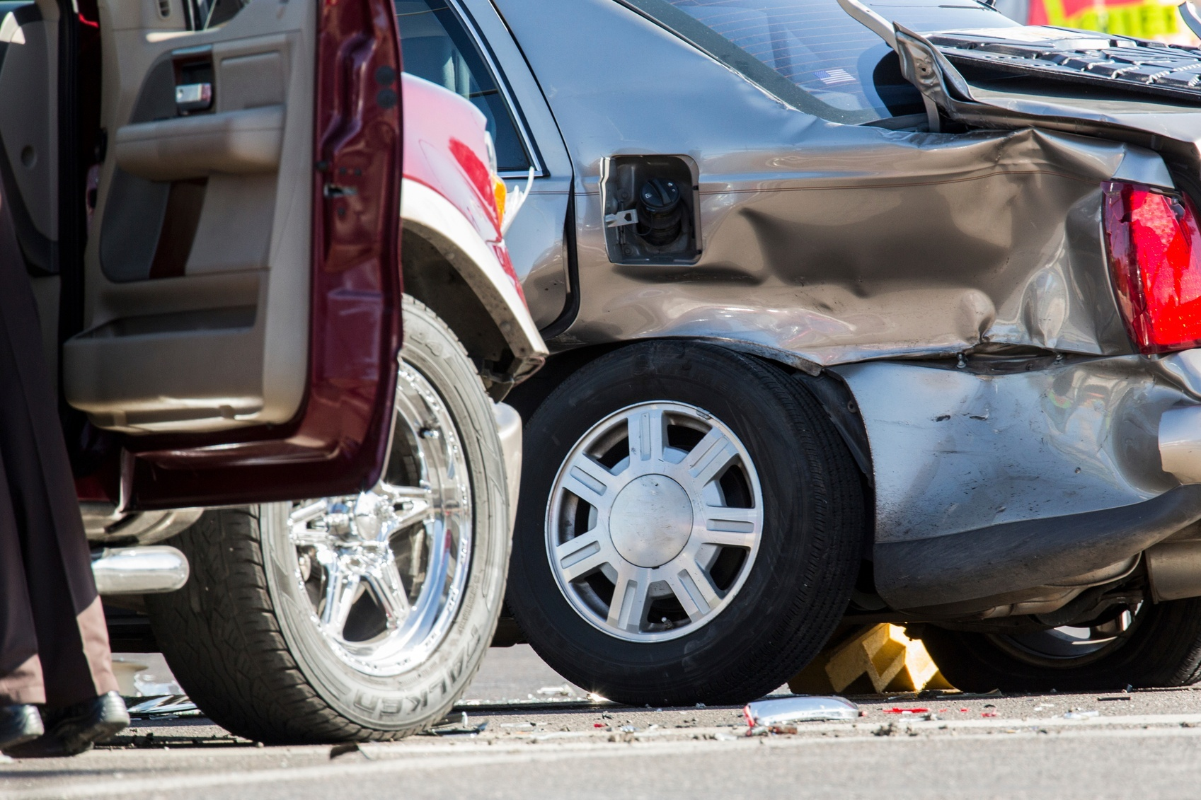 Motor Vehicle Accident in Belltown, NC