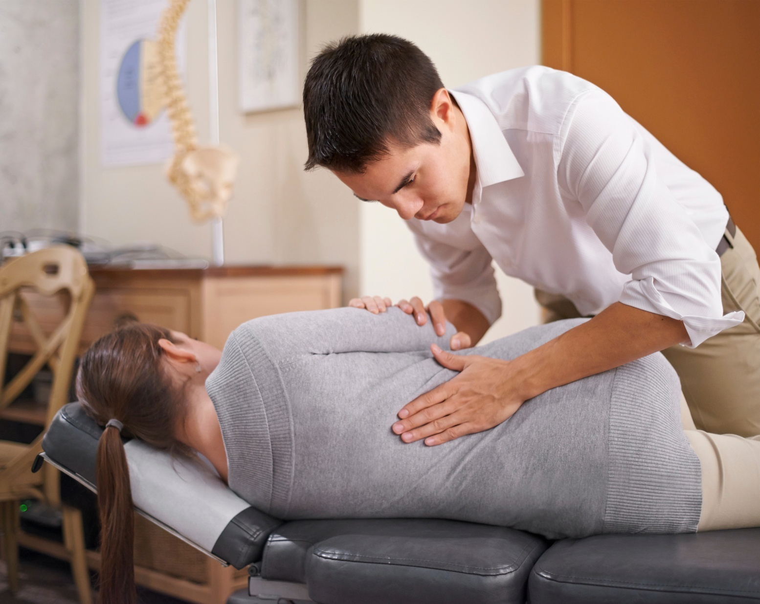 Back pain may not develop until days after your accident