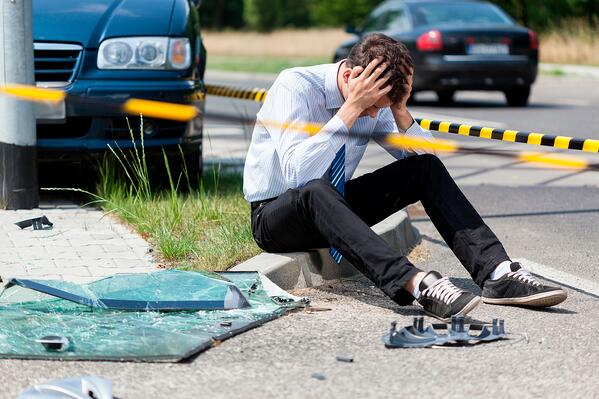 Whiplash most commonly occurs after car accidents