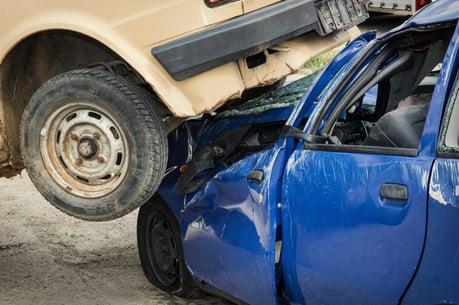 Injured in a Car Crash in Laurel, Florida