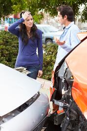 Man and woman involved in a car crash in Ocala, Fl